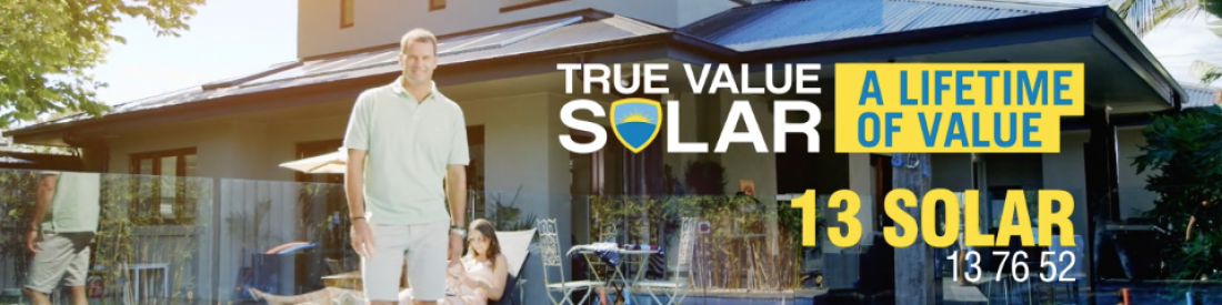 True Value Solar – April Campaign