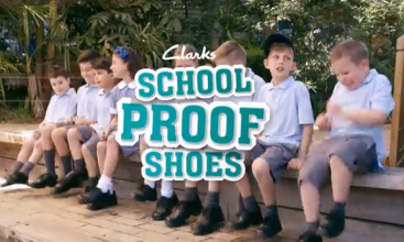 Stomp Your Feet with Clarks