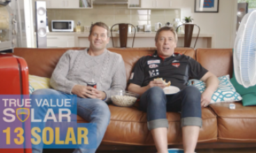 True Value Solar Bomber Thompson Campaign