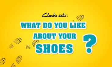 Clarks Asks – What Do You Like About Your Shoes?
